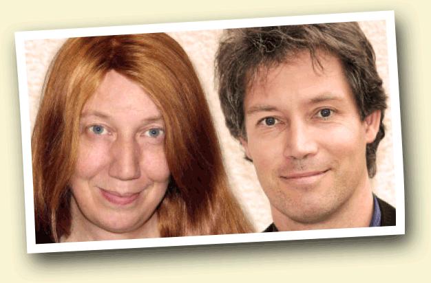 Renate  und Dieter Eggers