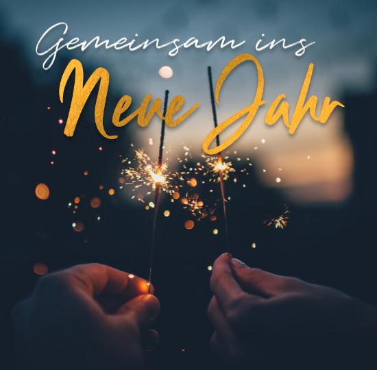 Gemeinsam ins neue Jahr