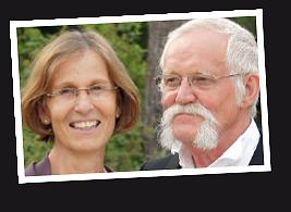 Christine Wessels-Salis und Rolf Wessels