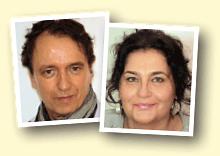 Rolf-Dieter und Monika Degen