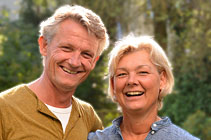 Heribert und Franka Elfgen