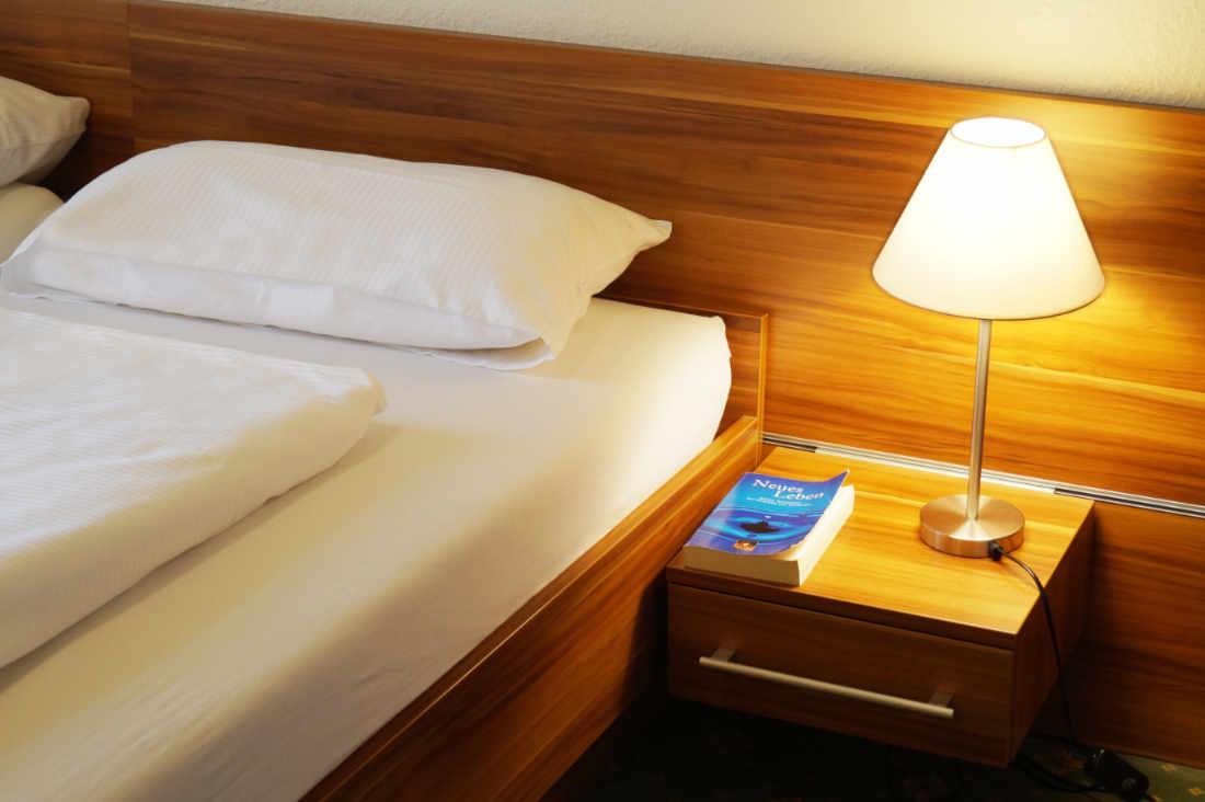 Gemütliche Zimmer im Dünenhof Ferienhotel