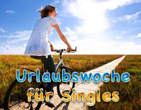 Urlaubswoche für Singles
